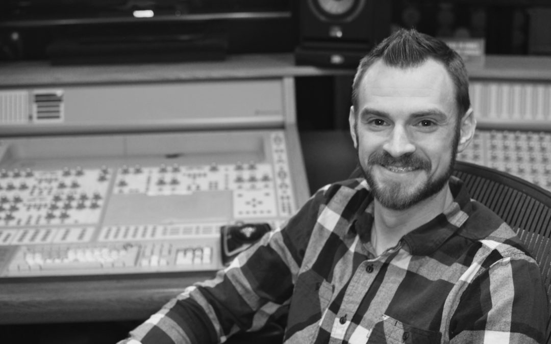 OmniSound Studios would like to welcome Lee Unfried as the new studio manager